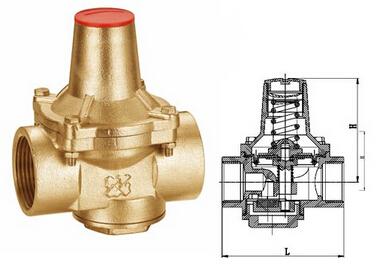 yz11x支管减压阀最新报价-有色商机-有色金属产品求购图片